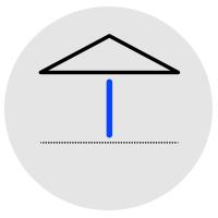 abc-concept_fim-umbrellas_que-tipo-de-sombrilla-elegir_sombrilla-de-palo-central_icon
